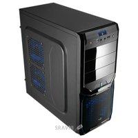 Фото Aerocool V3X Advance Evil Blue Edition Black