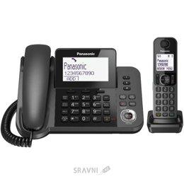 Проводной телефон, радиотелефон Panasonic KX-TGH210