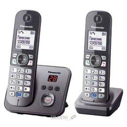 Проводной телефон, радиотелефон Panasonic KX-TG6822