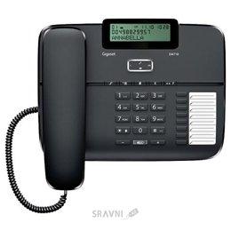 Проводной телефон, радиотелефон Gigaset DA710