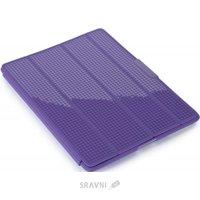 Чехол для планшетов Speck PixelSkin HD Wrap для iPad 3/4 Grape (SPK-A1223)
