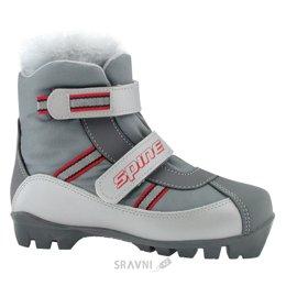 Ботинок для лыж и сноубордов Spine BABY 101
