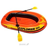 Лодку Intex Explorer Pro 300 Set 58358
