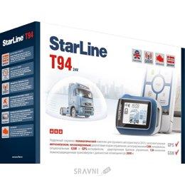 Автосигнализацию StarLine T94