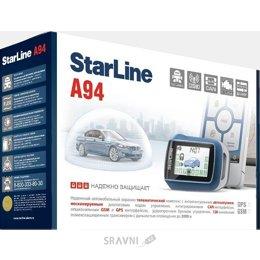 Автосигнализацию StarLine A94