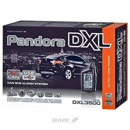 Автосигнализацию Pandora DXL-3500