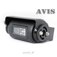 Камеру для парковки Камера заднего вида AVIS AVS655CPR