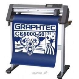 Резак, режущий плоттер Graphtec CE6000-60 E