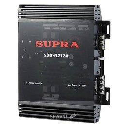 Автоусилитель Supra SBD-A2120