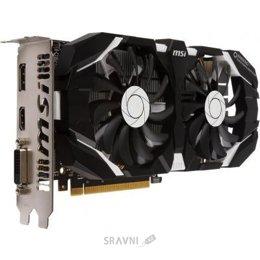 Фото MSI GeForce GTX 1060 3GT OC
