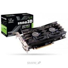 Видеокарту Inno3D GeForce GTX 1060 Twin X2 6Gb (N106F-5SDN-N5GS)