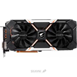 Видеокарту Gigabyte GeForce GTX 1060 Xtreme Edition 6G 9Gbps AORUS (GV-N1060AORUS X-6GD)