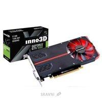 Видеокарту Видеокарта Inno3D GeForce GTX 1050 2GB (N10502-1SDV-E5CM)