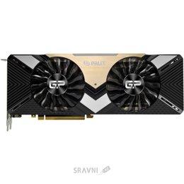 Видеокарту Palit GeForce RTX 2080 Ti GamingPro OC 11GB (NE6208TS20LC-150A)