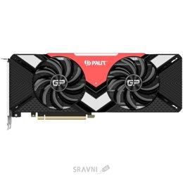 Видеокарту Palit GeForce RTX 2080 GamingPro OC 8GB (NE62080S20P2-180A)