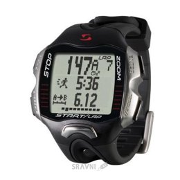 Умные часы, браслет спортивный Sigma RC Move Black