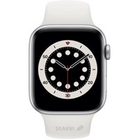 Смарт-часы, фитнес-браслет Apple Watch Series 6 GPS 44mm (M00D3)