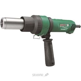 Термовоздуходувку, фен строительный DWT HLP20-600 K
