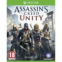 Игру для приставок Assassin's Creed Unity (Xbox One)