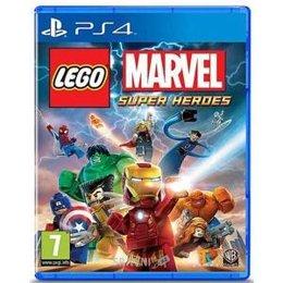 Игру для приставок LEGO Marvel Super Heroes (PS4)