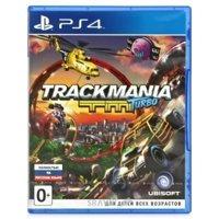 Игру для приставок Trackmania Turbo (PS4)
