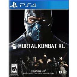 Игру для приставок Mortal Kombat XL (PS4)