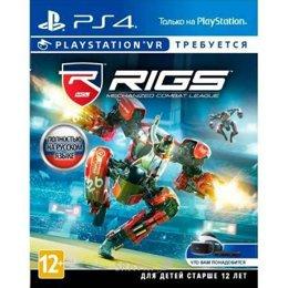 Игру для приставок RIGS Mechanized Combat League (PS4)
