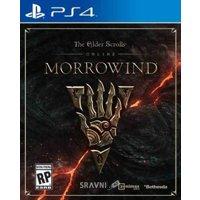 The Elder Scrolls Online Morrowind (PS4)