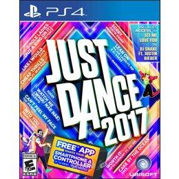 Игру для приставок Just Dance 2017 (PS4)