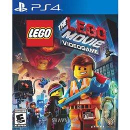 Игру для приставок LEGO Movie Videogame (PS4)