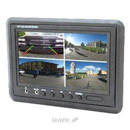 Портативный (автомобильный) телевизор AVIS AVS4715BM