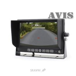 Портативный (автомобильный) телевизор AVIS AVS4714BM
