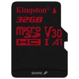 Карту памяти, USB Flash Kingston SDCR/32GBSP