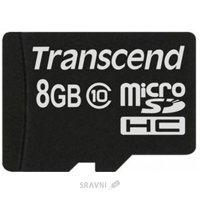 Карту памяти, USB Flash Transcend TS8GUSDC10