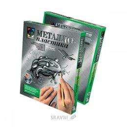 Набор для творчества Фантазер Набор для творчества Металлопластика На пруду - лягушка (437004)