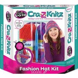 Набор для творчества Cra-Z-Knitz Модная шапочка серии Вязание (17119)