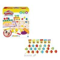 Набор для творчества Hasbro Набор для творчества Play-Doh Буквы и языки (C3581)