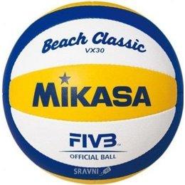 Мяч Mikasa VX30