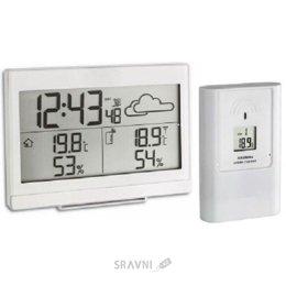 Метеостанцию, термометр, барометр TFA 35113502