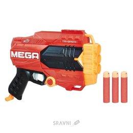 Игрушечное оружие Hasbro Nerf Mega Tri-Break (E0103)
