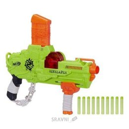 Игрушечное оружие Hasbro Nerf Zombie Strike RevReaper (E0311)