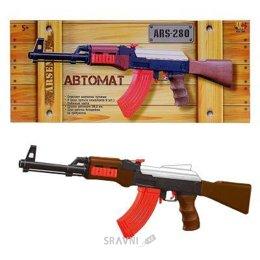 Игрушечное оружие ABTOYS Автомат (ARS-280)
