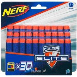Игрушечное оружие Hasbro Nerf Комплект из 30 стрел для бластеров (A0351)