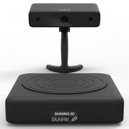 3D-принтер, ручка, сканер Shining 3D EinScan-S