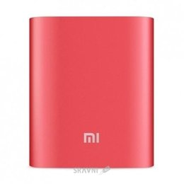 Внешний аккумулятор Xiaomi Mi Power Bank 10000 mAh (NDY-02-AN) Red