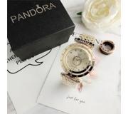 Подарочный комплект Pandora In The Moon 6861Z {час